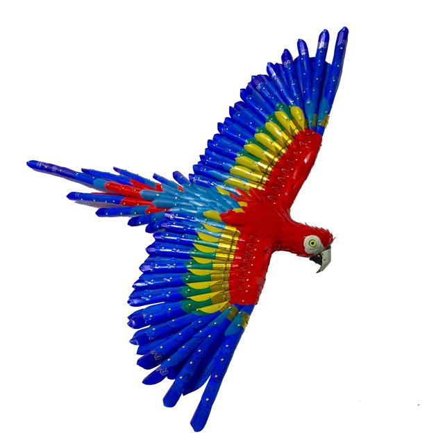 Federico Uribe, 'Macaw', 2017, Cavalier Ebanks Galleries