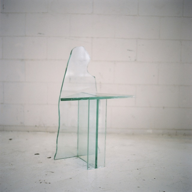 , 'Mirage Glass Chair 2,' 2016, Etage Projects