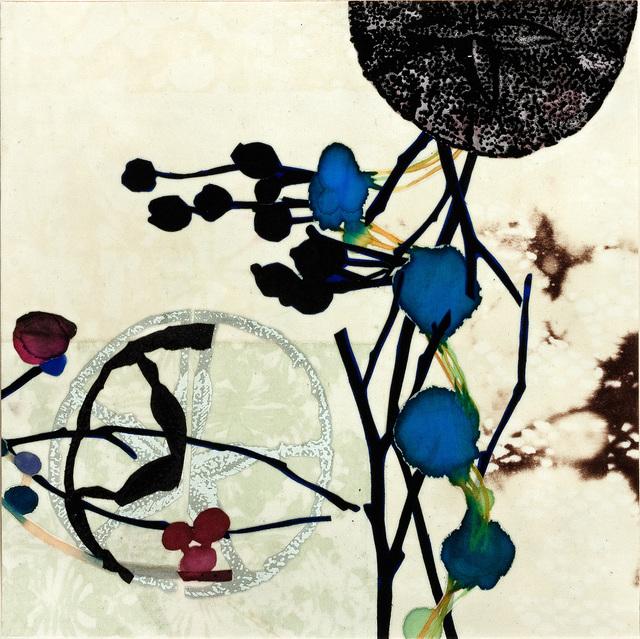 , 'Blue Dot Branch,' 2017, Patricia Rovzar Gallery