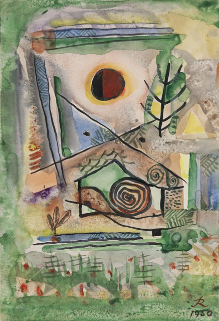 Hans Reichel, 'Untitled', 1950, Jeanne Bucher Jaeger