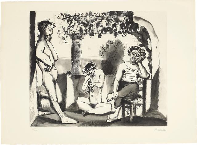 Pablo Picasso, 'Bacchanale', 1963, Phillips