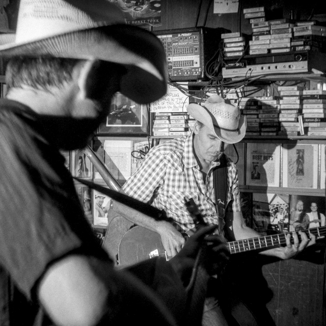 Chad Schaefer, 'Brad Fordham and Roger Wallace at Ginny's Little Longhorn Saloon, Austin, TX', 2008, Soho Photo Gallery
