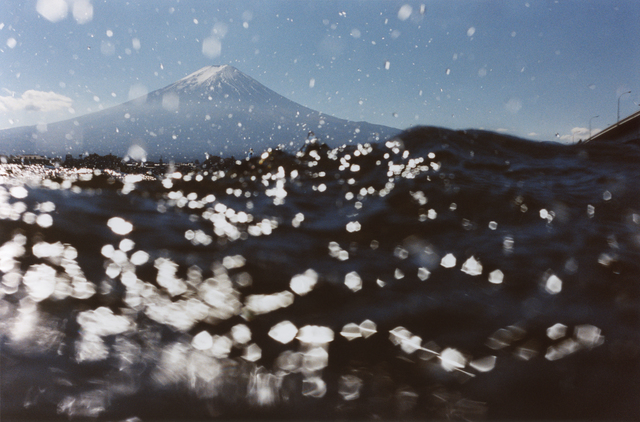 ", 'Kawaguchiko, from the series: ""half awake and half asleep in the water"",' 2003, PRISKA PASQUER"