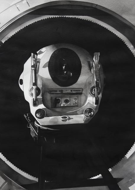 , '2001 A Space Odyssey (1968),' 2016, PRISKA PASQUER