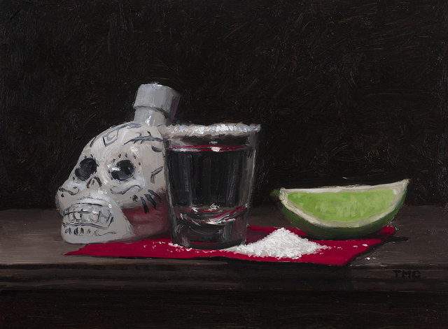 , 'Blanco - Day of the Dead,' 2016, Rehs Contemporary Galleries