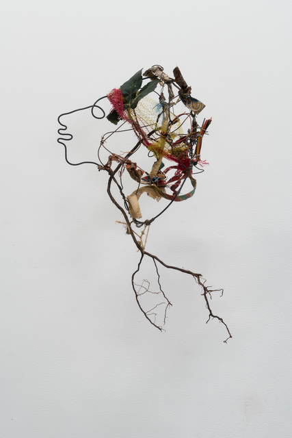 , 'The Island Woman,' 2013, James Fuentes