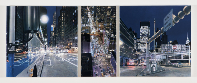 Don Eddy, 'Sleepless in Manhattan II', Nancy Hoffman Gallery