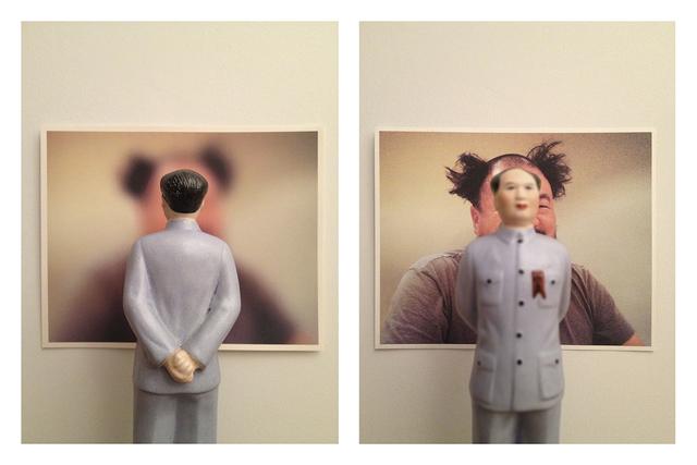 Dominique Blain, 'Mao-Wei Wei', 2012, Photography, Inkjet on paper, Bentley Gallery