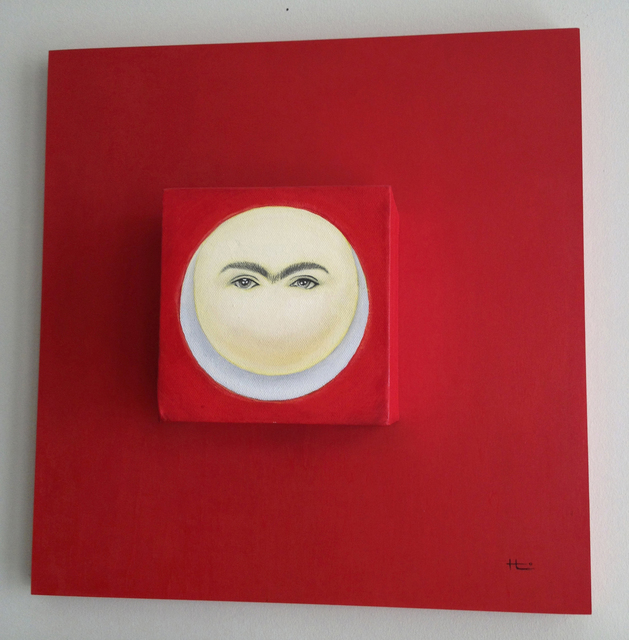 , 'Moon-Frida,' 2014, Studio 905 on Juniper