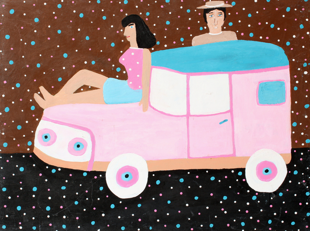 , 'Cruising,' ca. 2000, Benjaman Gallery Group