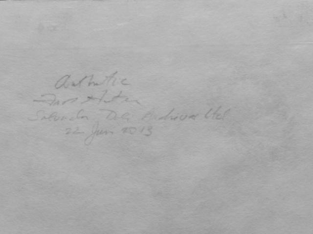 Salvador Dalí, 'Poems Secrets Nude With Guitar', 1967, Print, Etching, Fine Art Acquisitions Dali