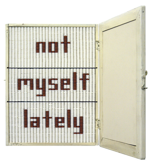 , 'Not Myself Lately,' 2008, Morgan Lehman Gallery