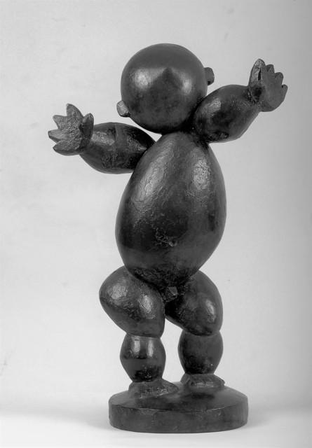 , 'Enfant qui marche,' 1958, Galeria Freites