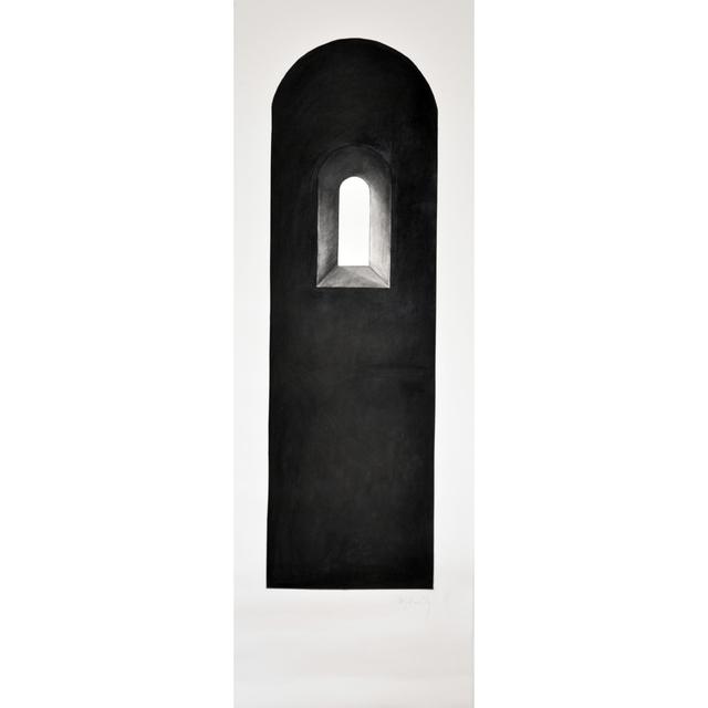 , 'Cistercian Arch,' 2015, Carter Burden Gallery
