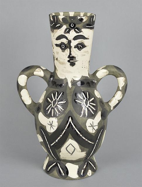 , 'Vase deux anses hautes (Vase with Two High Handles),' 1952, Masterworks Fine Art