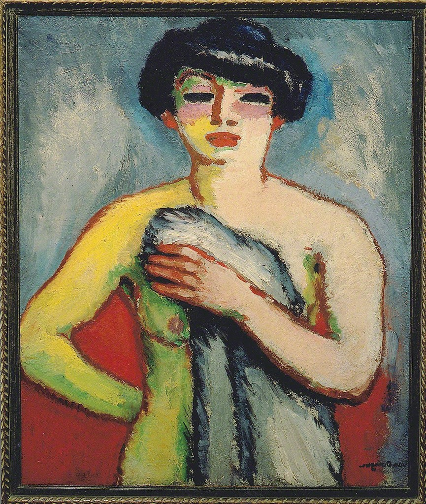 Kees van Dongen, Fernande Olivier, 1907 oil on canvas, private collection.