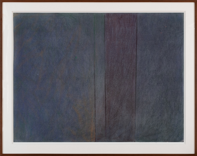 , 'UNTITLED IV,' 1968, Aicon Gallery