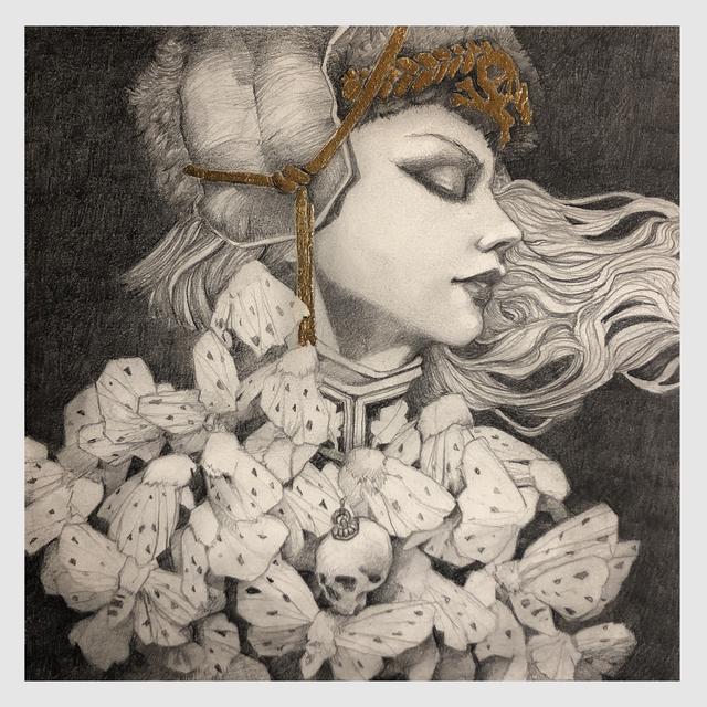 , 'Ermine,' 2018, Haven Gallery