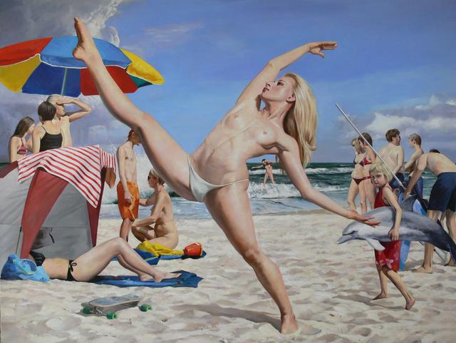 , 'Toys,' 2012, GALERIE BENJAMIN ECK
