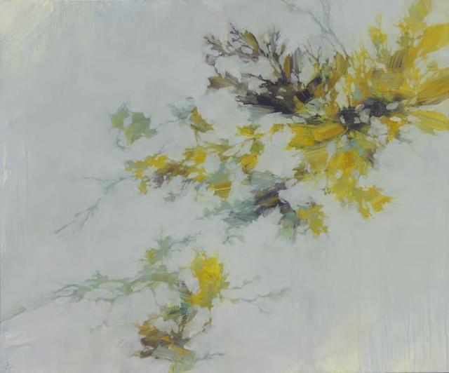 , 'unfurl,' 2017, Diehl Gallery