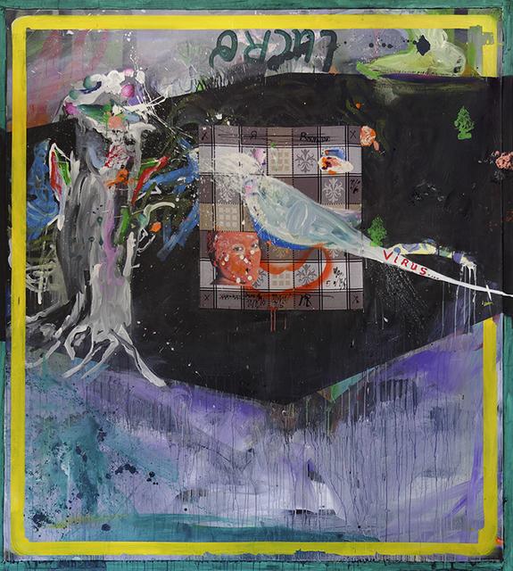 , 'Africa Futuro Sem Fim,' 2015, Bill Lowe Gallery