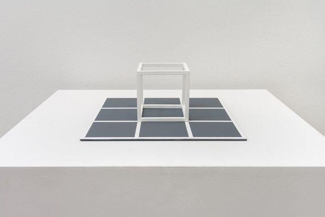 , 'Cube,' 1965, Rhona Hoffman Gallery