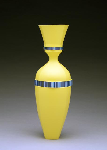 , 'Yellow Vase,' 2019, Duane Reed Gallery