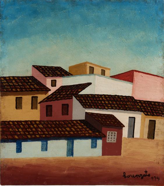 , 'Untitled,' 1974, Galeria Estação
