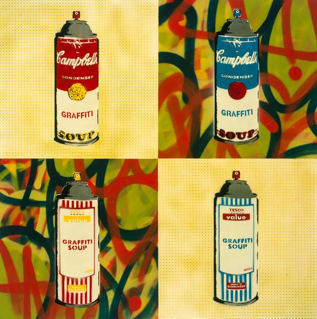 Rene Gagnon, 'Graffiti Soup', 2008, Doyle