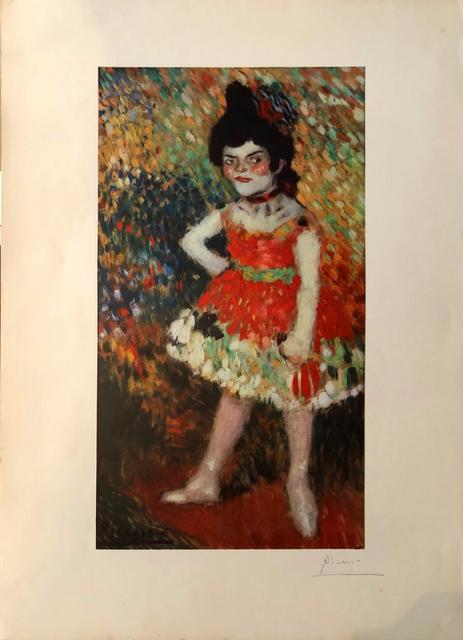 Pablo Picasso, 'La Danseuse Naine', 1966, BRYSTOL'S