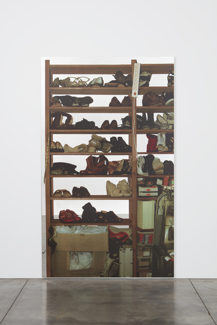 , 'Scaffali - calzature (Shelves – footwear),' 2015, Simon Lee Gallery