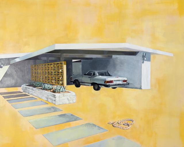 , 'Car Port,' 2017, LAUNCH LA