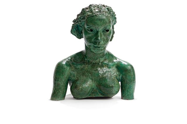 Jacob Epstein, 'First Portrait of Lydia', Strauss & Co