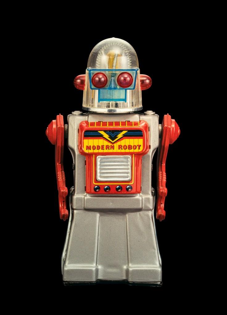 Modern Cragstan Robot, Yonezawa, Japan, 1964, Foto / Photo: Moritz Herzog