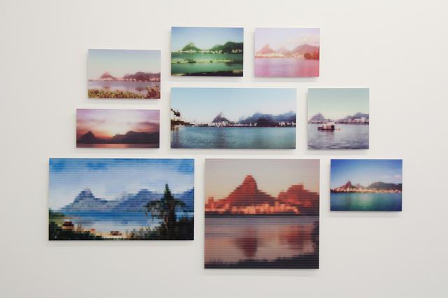 , 'Lagoa Rodrigo de Freitas, Close to Rio,' 2010, Zipper Galeria