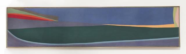 Friedel Dzubas, 'Equinox II', 1967, Loretta Howard Gallery