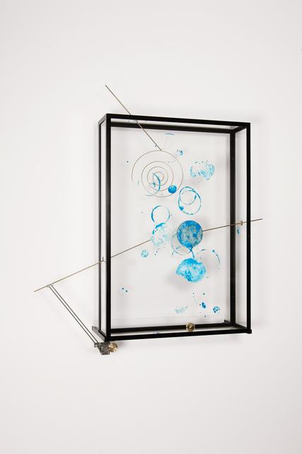 , 'Augen Wirbel,' 2015, Sean Kelly Gallery