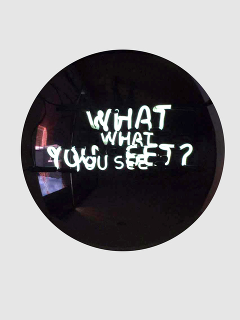 , 'What you see / What you get,' 2016, Fabien Castanier Gallery
