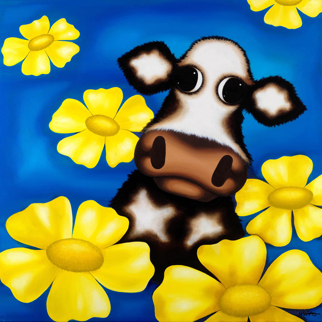 Caroline Shotton, 'Buttercup', 2011, Castle Fine Art