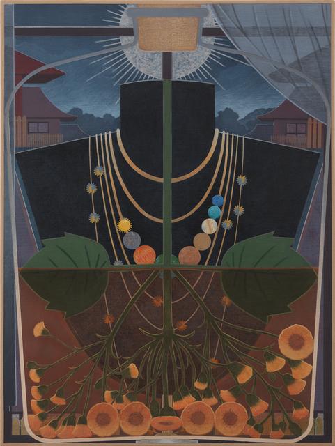 , 'Tincture #9 (Infernal Bust),' 2018, Shulamit Nazarian