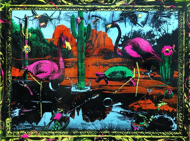 , 'Sedona,' 2016, The McLoughlin Gallery