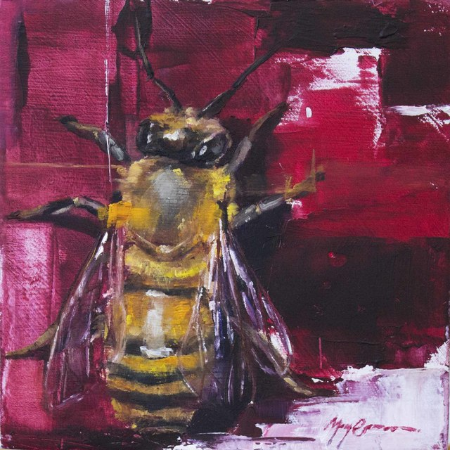 , 'Bee,' 2018, Abend Gallery