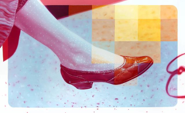 , 'Le soulier (The shoe) ,' 2018, GCA Gallery