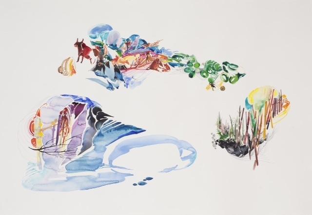 , 'Emotional Landscapes V,' 2015, OSME Gallery