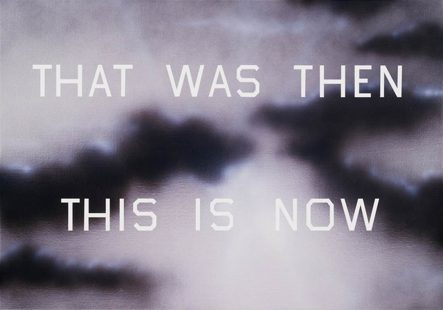 , 'That Was Then This Is Now,' 2014, Blain | Southern