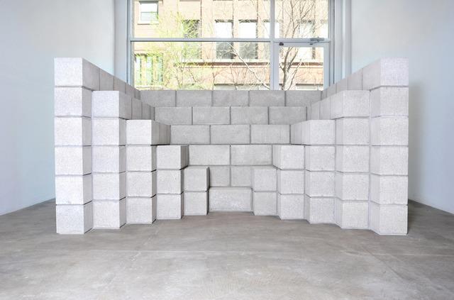 , 'Negative Pyramid,' 1997, Rhona Hoffman Gallery