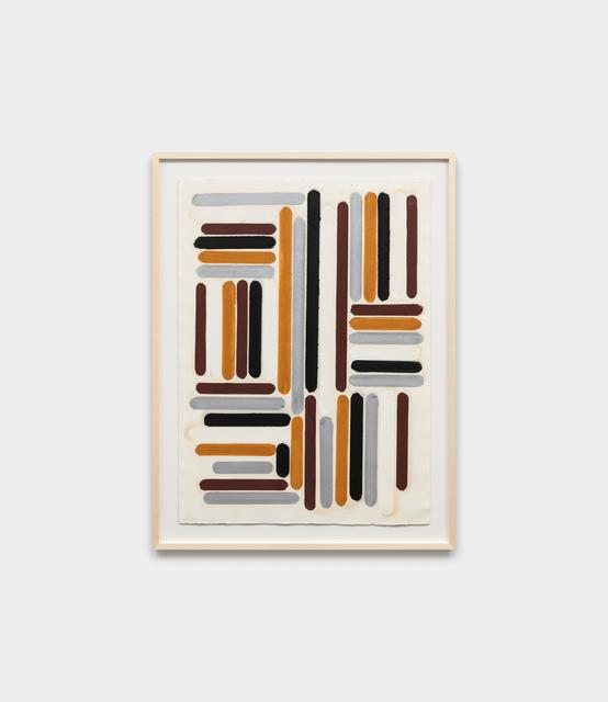 , 'construto #02,' 2017, Galeria Raquel Arnaud