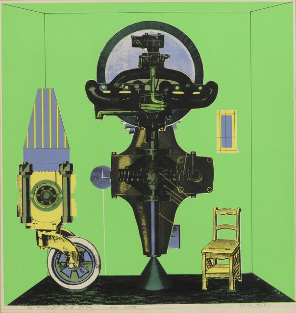 , 'The Metallization of a Dream,' 1963, Redfern Gallery Ltd.