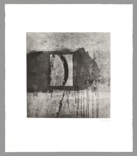 , 'Homage to Franz Kline (Lima 101 - 1975),' 1989, Nikola Rukaj Gallery
