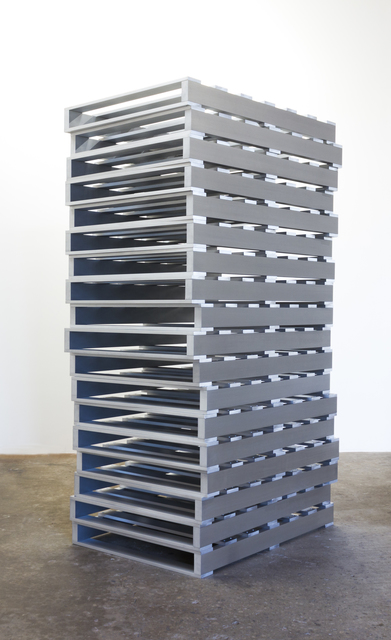 , 'Ton of Pallets,' 2018, DENK Gallery